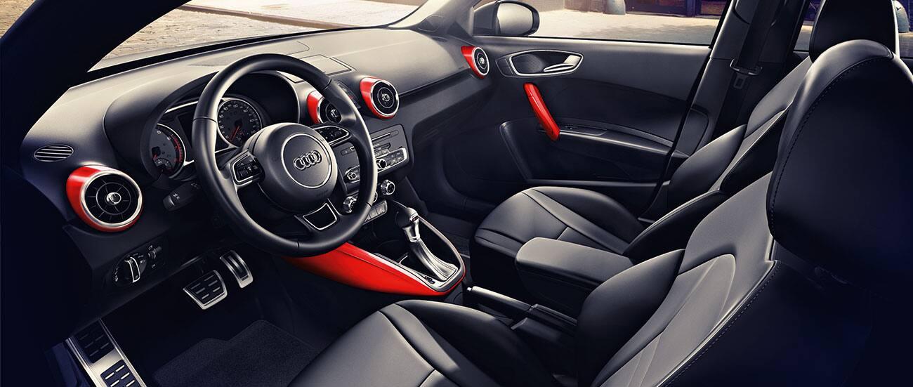Interieur > Zubehör > A1 Sportback > A1 > Audi Deutschland