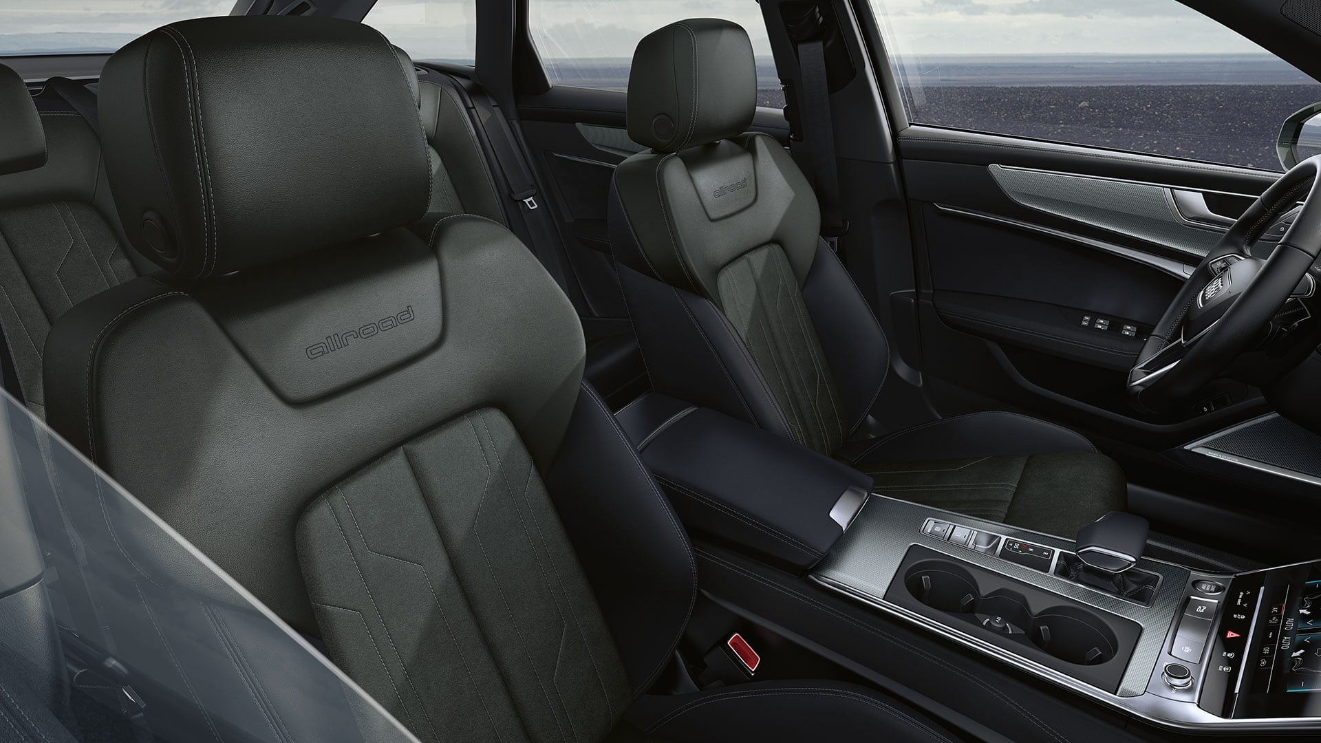 Sports seats Audi A6 allroad quattro