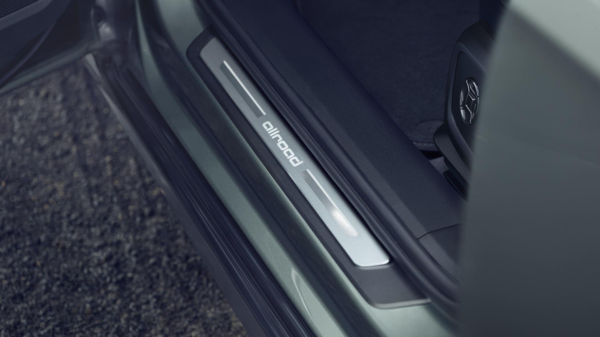 Door sills Audi A6 allroad quattro