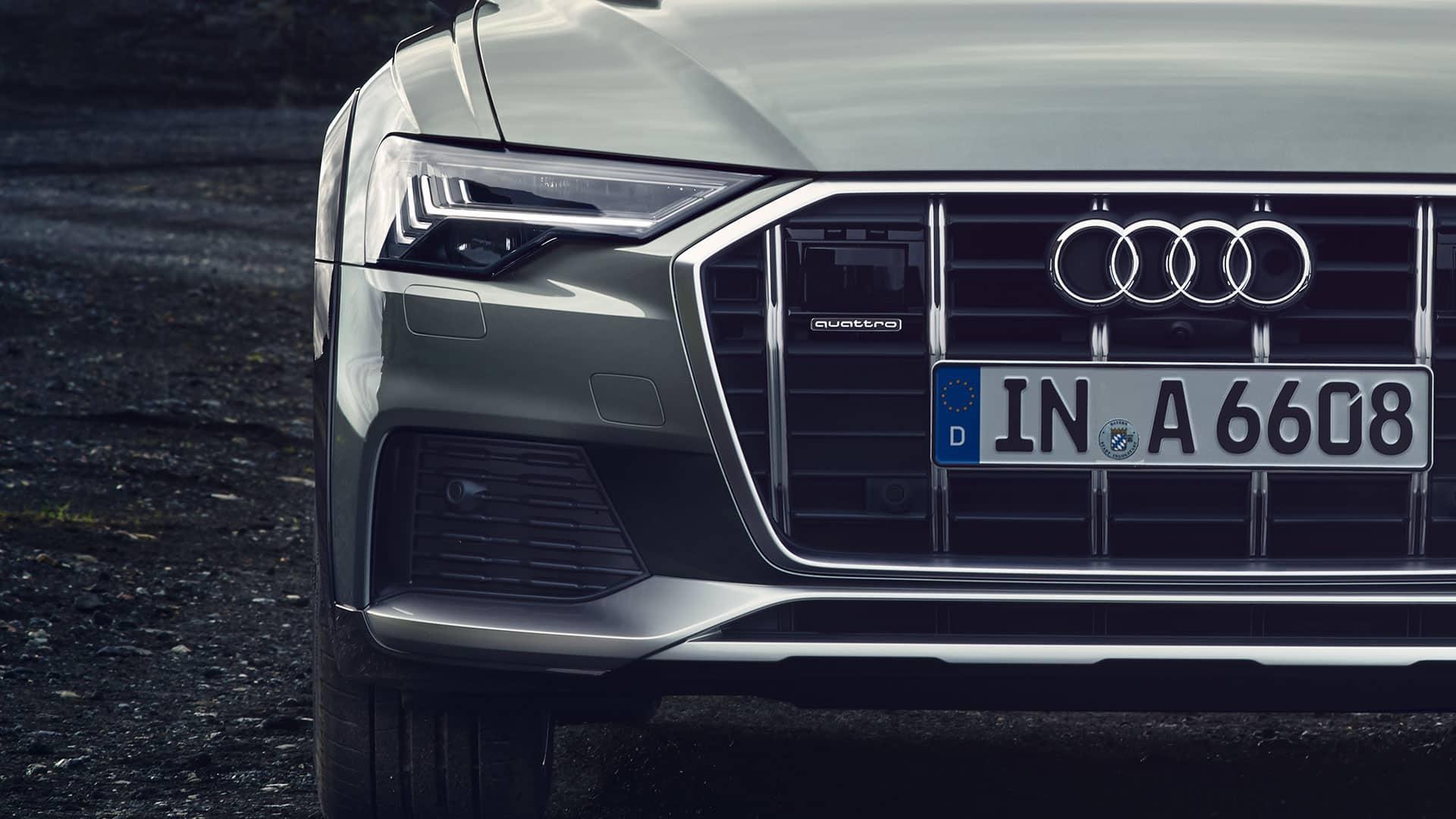 Apgaismojums Audi A6 allroad quattro