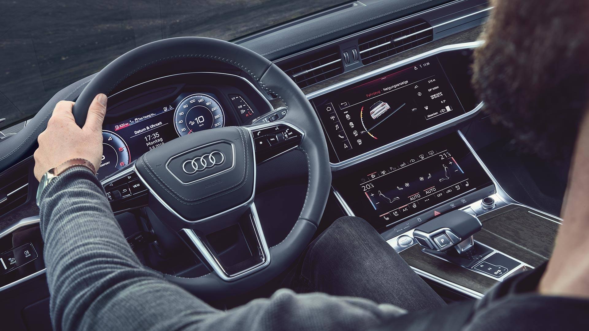 Cockpit Audi A6 allroad quattro