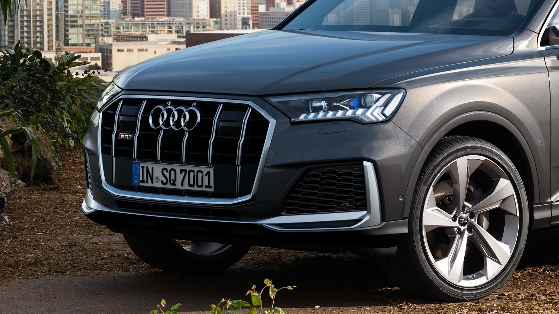 Kühlergrill Audi SQ7 TDI